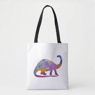 Brontosaurus Bolsa De Tela