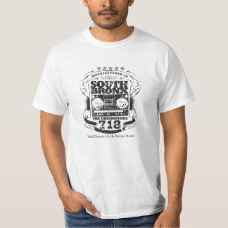 Bronx del sur camiseta