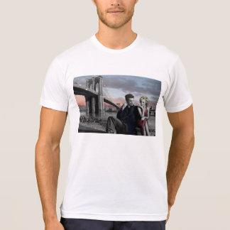Brooklyn B&W Camiseta