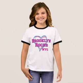 Brooklyn oscila la camiseta