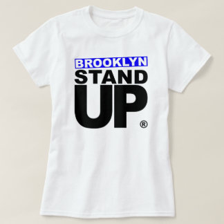 Brooklyn (para mujer) camiseta