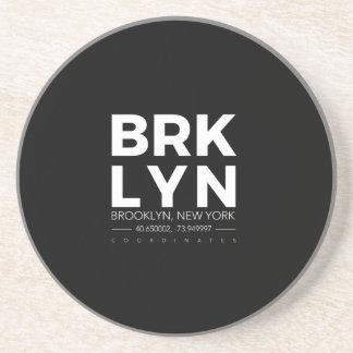 Brooklyn Posavasos De Arenisca