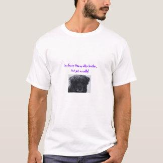 Brother borroso camiseta