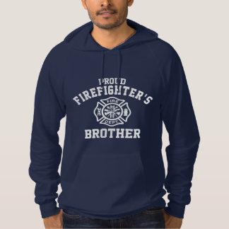Brother del bombero orgulloso sudadera