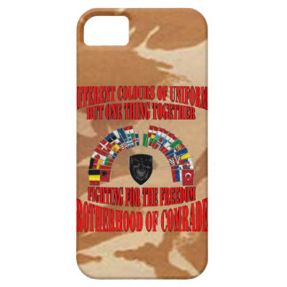 Brotherhood of Military Comrades iPhone 5 Carcasa