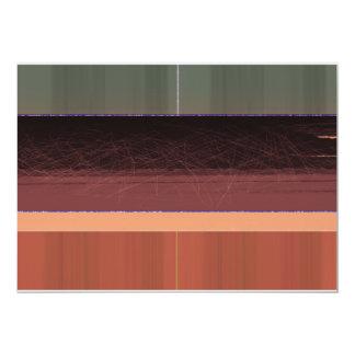 Brown oscuro abstracto comunicado personalizado