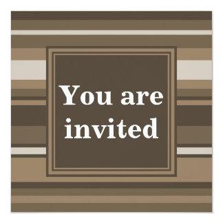 Brown raya la invitación