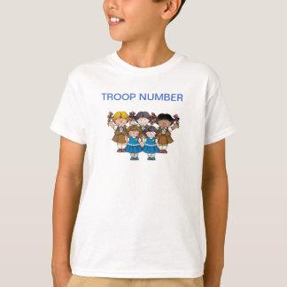 Brownie/margarita Camiseta