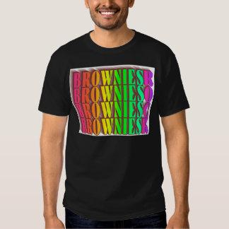BROWNIESROCK CAMISAS