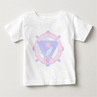 Bruja comunista Alliance Camiseta De Bebé