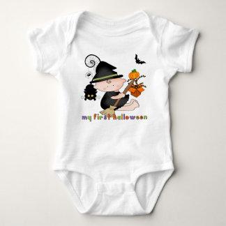 Bruja del bebé mi 1ra enredadera del niño de body para bebé