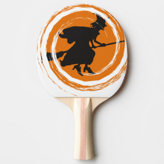 Bruja espiral II Pala De Ping Pong