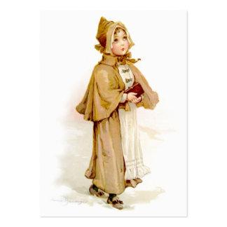 Brundage: Un puritano joven Plantillas De Tarjetas Personales