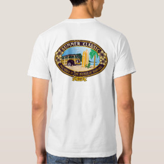 BT216W - camiseta clásica de Waikiki de 1946