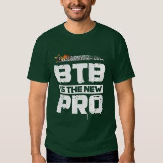 BTB es la nueva favorable camiseta para hombre