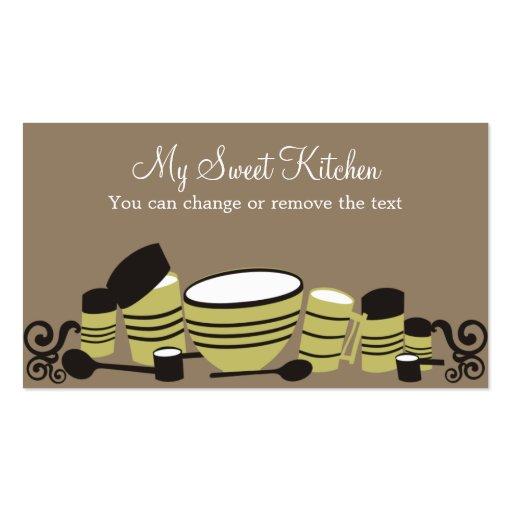 Bu de la panader a de los botes de la cocina del tarjetas - La cocina del 9 ...