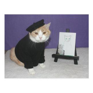 Bubba, d'artiste de la charla postal