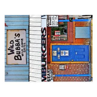 Bubba salvaje en Elroy, TX Postales
