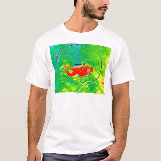 Buceador de Hawaii Camiseta