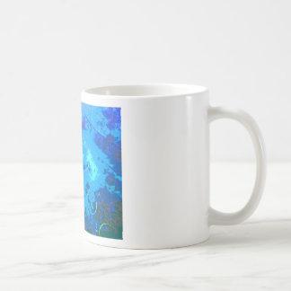 Buceador de Hawaii Taza De Café