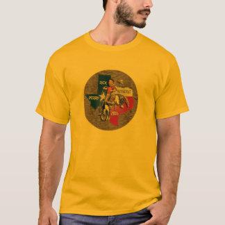 Buckaroo 2016 del presidente caballo salvaje de camiseta