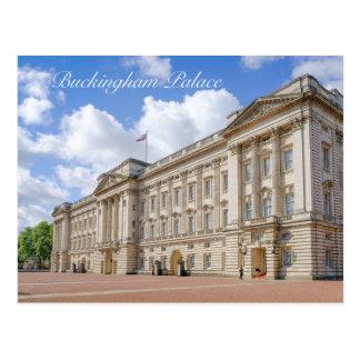 Buckingham Palace, postal de Londres Reino Unido