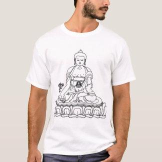 Buda 01 camiseta