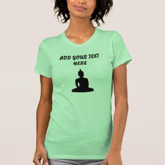 Buda, AÑADE SU TEXTO AQUÍ Camiseta