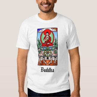 Buda, Buda Camiseta