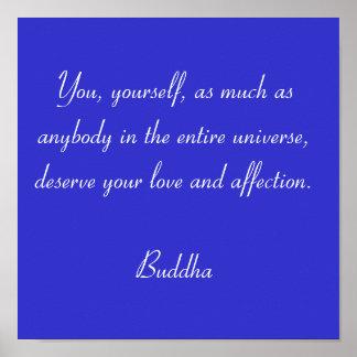 Buda cita #2 impresiones