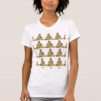 Buda de oro camiseta