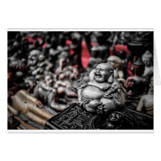 Buda de risa felicitaciones