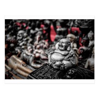 Buda de risa postal