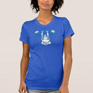 Buda el Tank de señora Camisetas