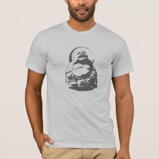 Buda feliz camiseta