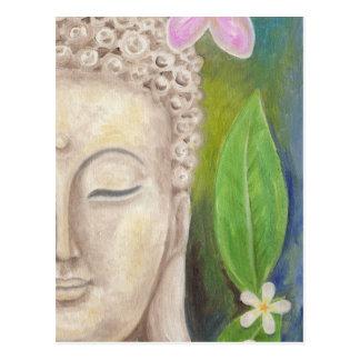Buda hace frente a la postal