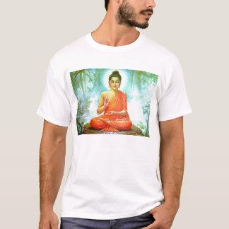 Buda meditating camiseta