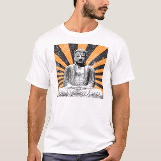 Buda retro camiseta