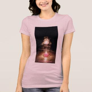 Buda sonriente camiseta