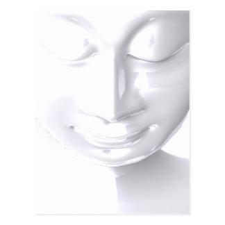Buda whites Face Postal