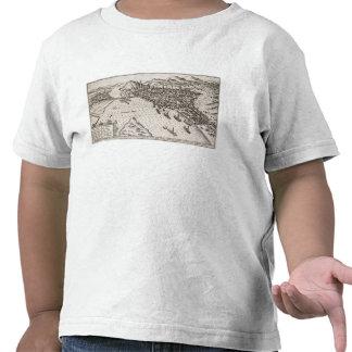 Buda y parásito sitiados por los cristianos en camiseta