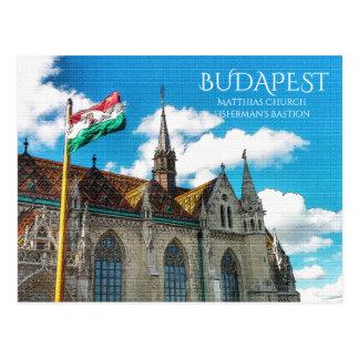 Budapest, el bastión del pescador postal