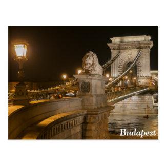 Budapest, Hungría Postal