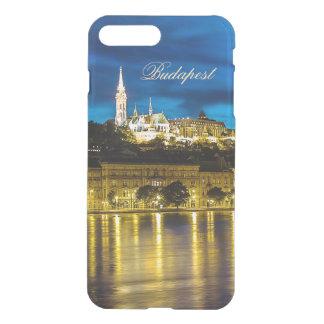 Budapest iPhone7 más el caso claro Funda Para iPhone 7 Plus