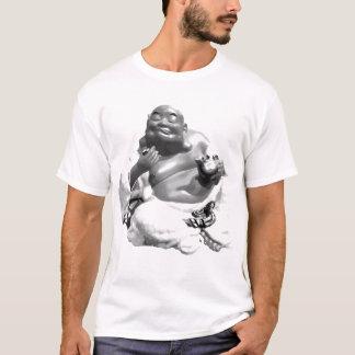 buddhaT-Camisa feliz Camiseta