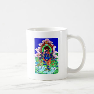 Buddhism tibetano Thangka budista Ucchusma Taza De Café