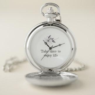 Buen reloj del tiempo