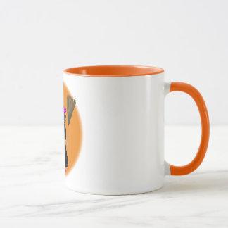 Buena bruja - tazas de café de Halloween