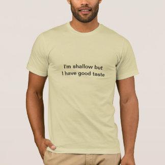 buena camiseta del gusto