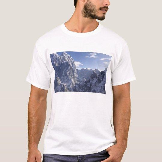 Buena mañana Nepal Camiseta